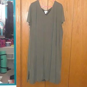 Midi length Ava&Viv flowy Dress